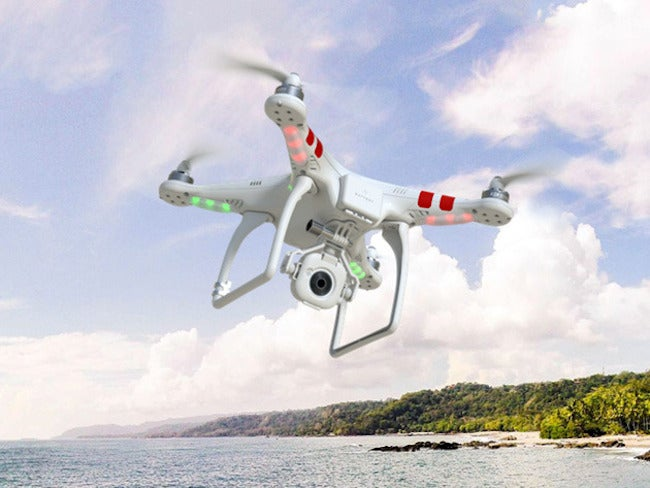 Get $50 Off The DJI Phantom FC40 Drone w/HD Camera