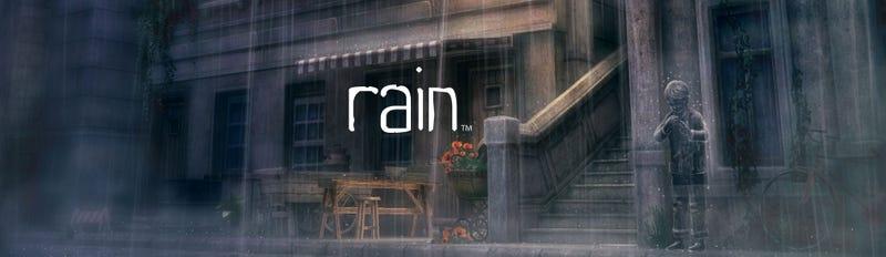 Finding Comfort in Rain