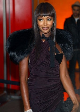 Naomi Campbell, Miss Piggy, And The Joke Of The Violent Woman