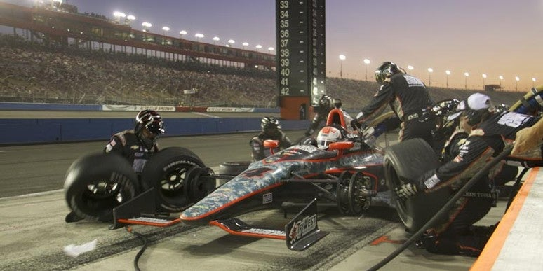 2011 Indianapolis 500 Runner Up JR Hildebrand Out At Panther Racing