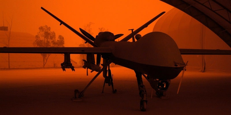 "Drone Pilots Could Be Tried for ""War Crimes,"" Law Prof Says"