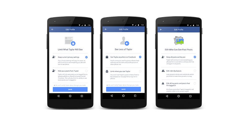 Facebook Is Testing a Weird Way to Make Break-Ups Easier