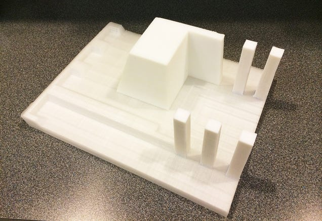 3D-Printing Is Helping Restore an Iconic Frank Lloyd Wright Building