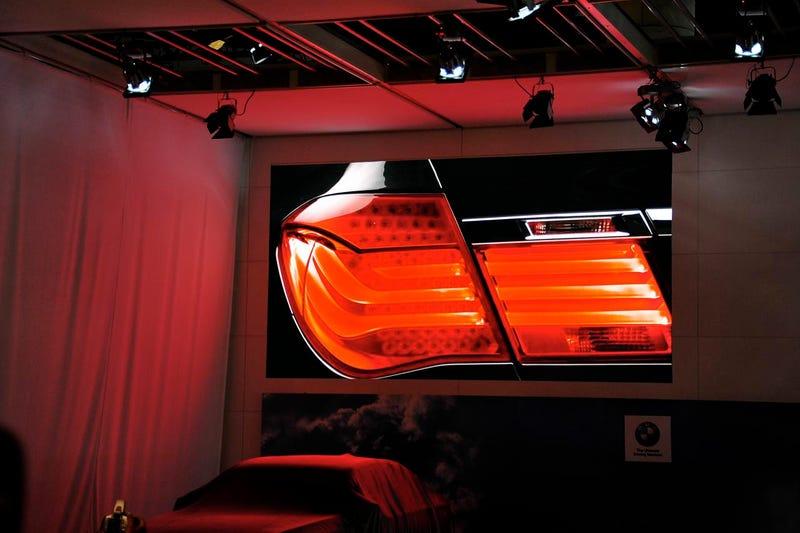 2009 BMW 7-Series, ActiveHybrid Hit LA Show Floor