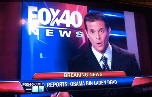 Obama Killed Before Osama Thanks to Media Typos