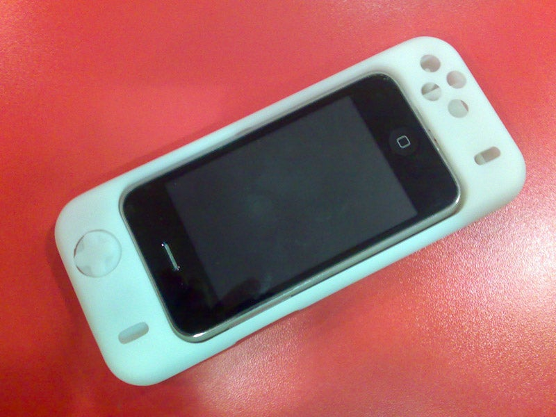 iControlPad iPhone Gamepad Case Is Actually Coming