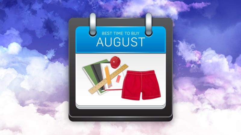The Best Things to Buy in August