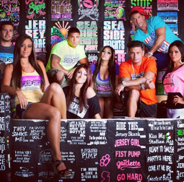 Celebs React to the Cancellation of Jersey Shore