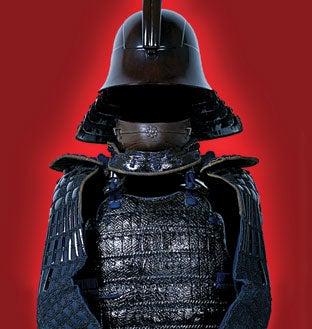 Samurai Armor and Helmets To Invade Tokyo Game Show