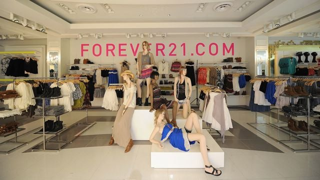 Forever 21 Backs Off On Blogger Lawsuit