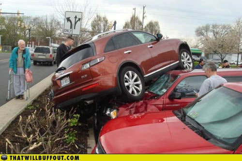 You're Doing It Wrong: That Will Buff Right Out Edition