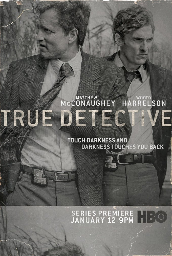 The Adventures of White Men: True Detective and Me