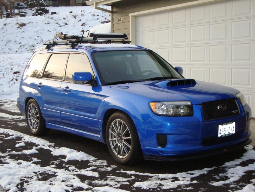 2006 Subaru Forester 2.5 Xt >> Does anyone own a Forester 2.5XT?