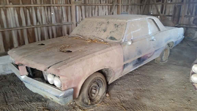 Here Are Five Crazy Rare Barn Finds You Can Buy For Less Than $50,000