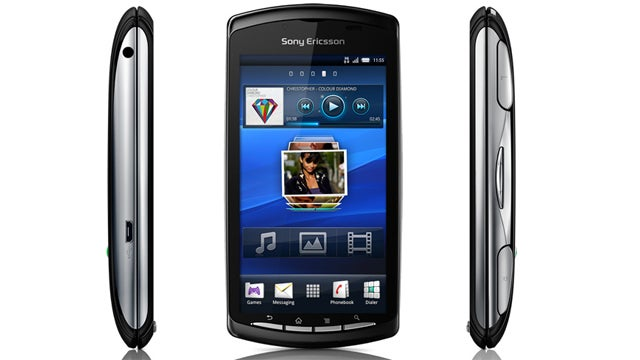 Is 4.7-Inches Too Big For a Sony Ericsson 3D Gaming Phone?