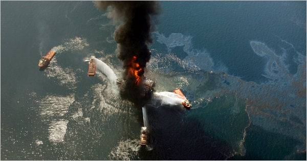 BP Knew of Deepwater Horizon Safety Risks Almost a Year Ago
