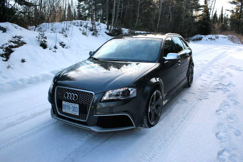 Ten Reasons America Needs the Audi RS3 Sportback