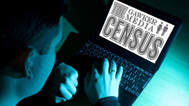 Early Results Are in: Gawker Media Census Proves You Don't Get Out Much