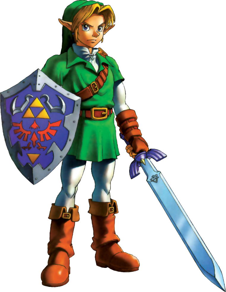 My Own Hero: Link, Zelda, Love, and Why I Don't Want Change