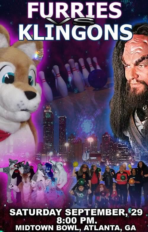 It's Furries Vs. Klingons For All The (Lost) Marbles