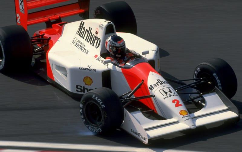 No Oversteer Is As Sweet As F1 Oversteer
