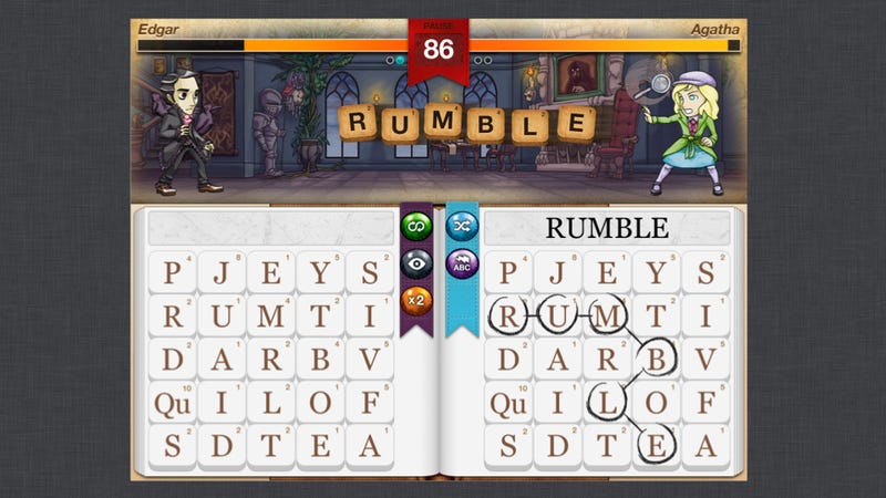 Writer Rumble Lets You Beat Fools Up in a Spelling Bee Deathmatch