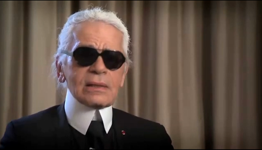 Karl Lagerfeld Has No Clue What Facebook Is
