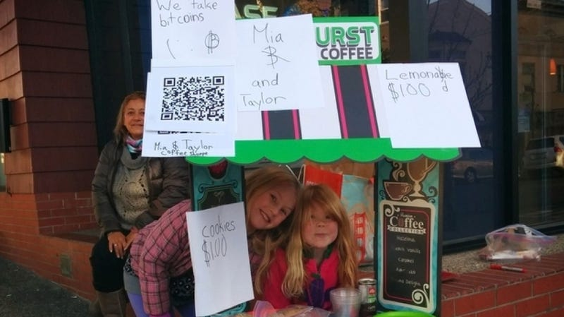 These Cookie Stand Entrepreneurs Are the Most San Francisco Kids Ever