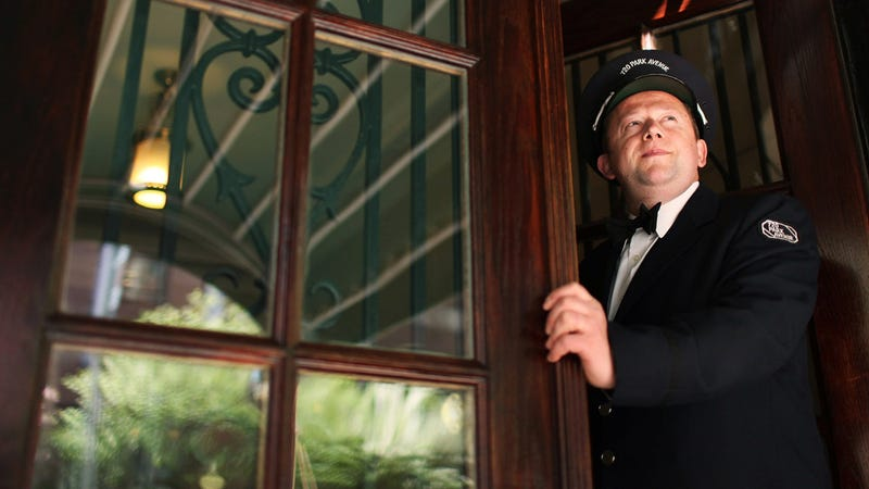 Are Doormen Necessary?