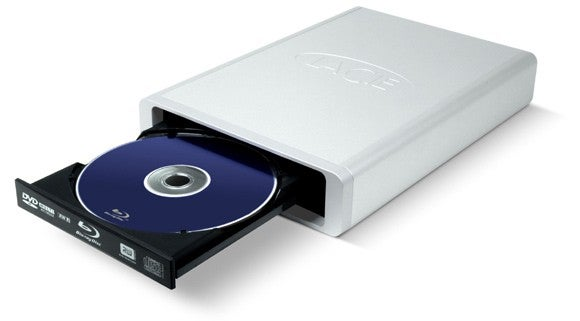 LaCie d2 External Blu-ray Burner Joins the 8x Crew