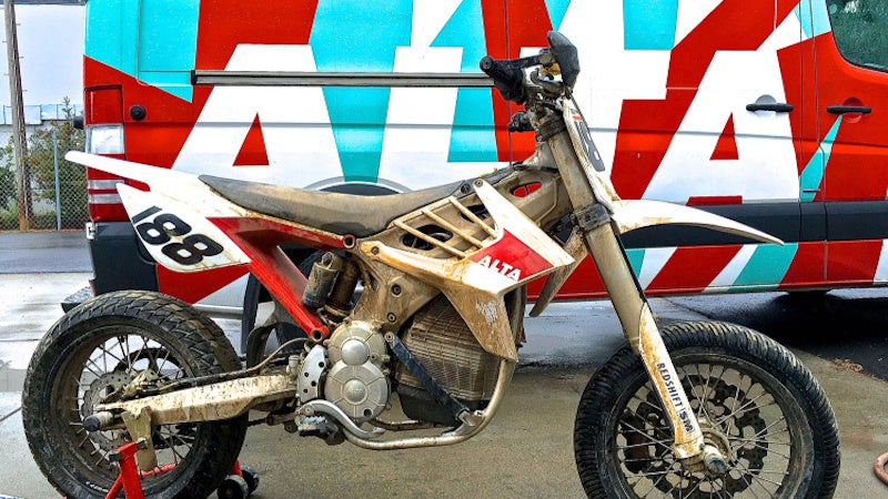 2016 Could Be The Year Of The Electric Motorcycle