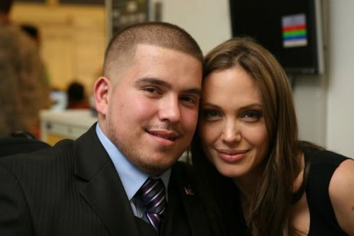 Angelina's Secret Mission; RyRen & ScarJo To Adopt?