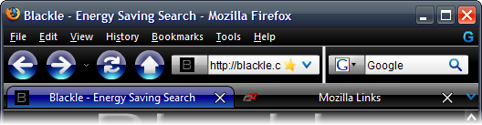 Darken Firefox with the Right Theme