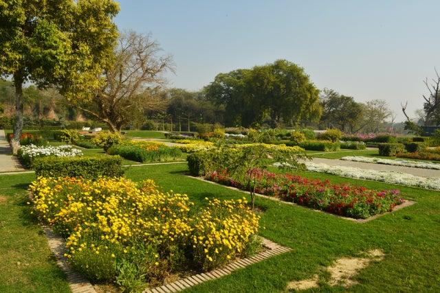 New Delhi's Super-Park Will Completely Dwarf Central Park