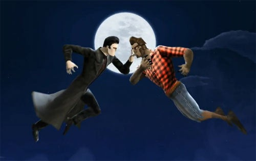 Battlefield Heroes Recruits Vampires & Werewolves After The Twilight
