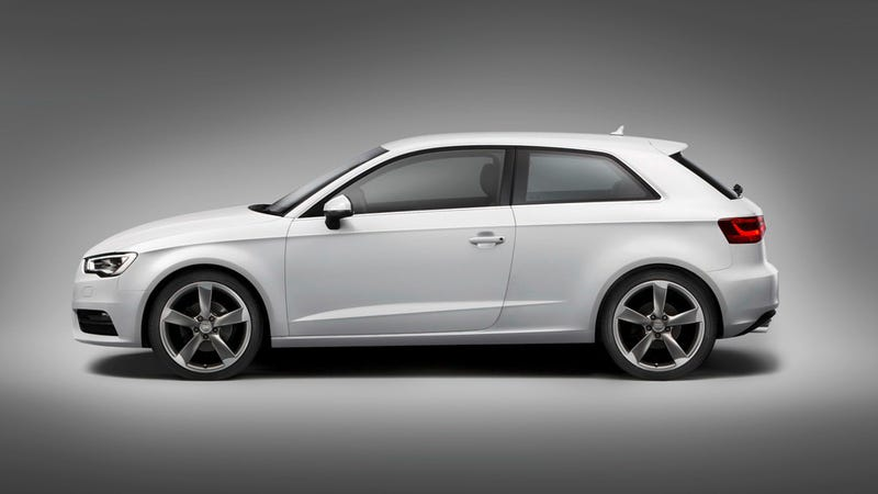 2013 Audi A3 Gallery