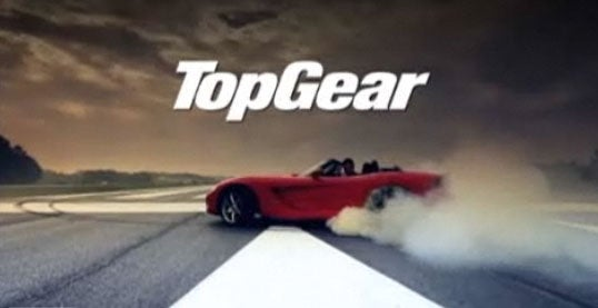 The First Top Gear USA Trailer... In The World
