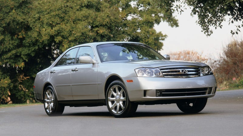 Why The Infiniti M45 Is A Future Classic