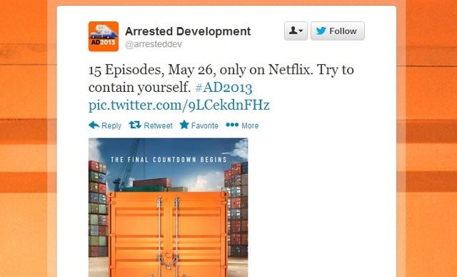 Arrested Development Season Four Premiere Date Announced; Episode Count Increased