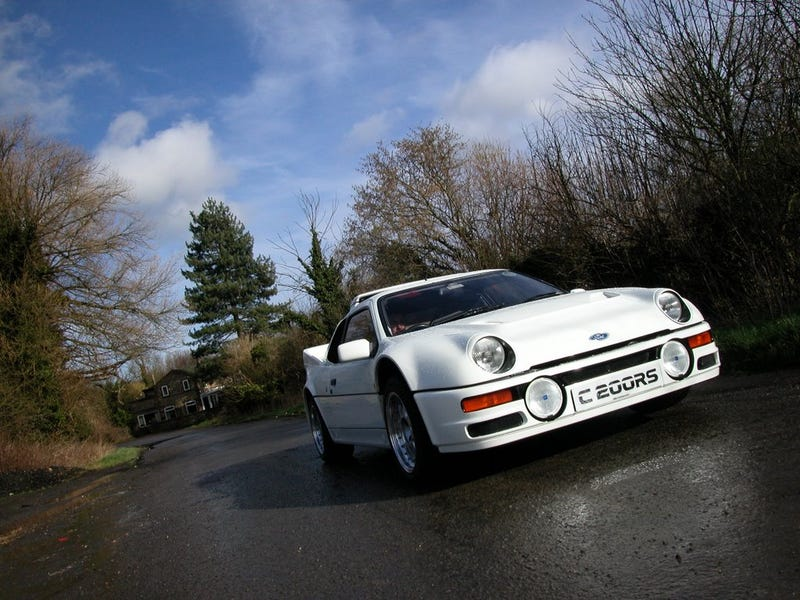 Wheeler Dealers Ford RS200