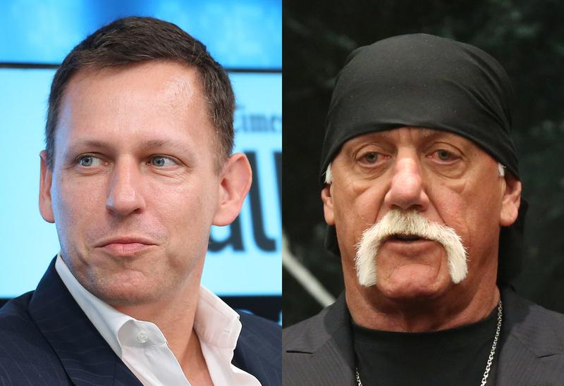 Reports: Tech Billionaire Peter Thiel Secretly Bankrolled Hulk Hogan's Lawsuit Against Gawker