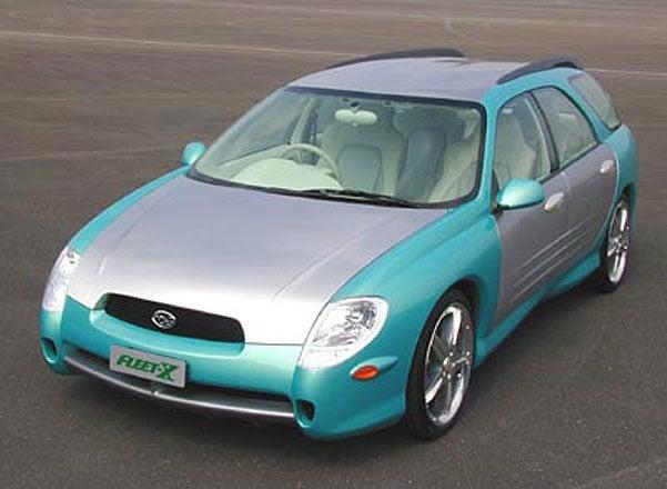 The Future Of Cars, Circa 1999