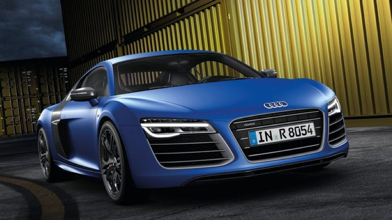 Audi Is Your New Luxury Leader