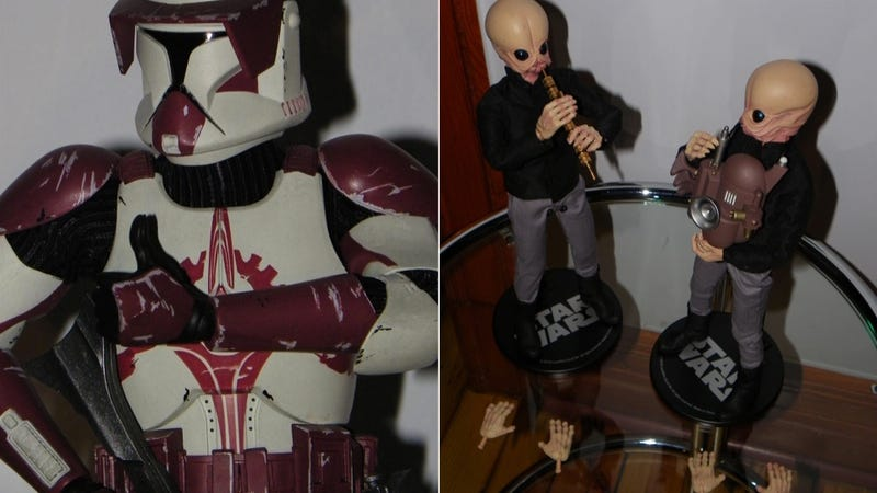 These Action Figures Make Star Wars' Scum & Villainy—and Military Heroism—Look Damn Good