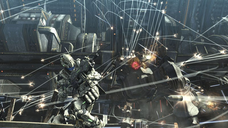 Vanquish Screens Are Missile Hell