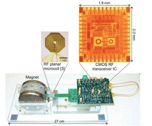 NMR Machine Shrunk to Make Portable Disease Scanner: Medical Tricorder V1.0