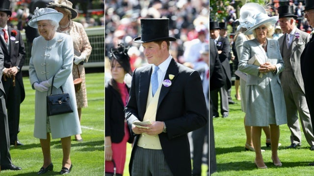 The Glorious, Ridiculous Hats of Royal Ascot