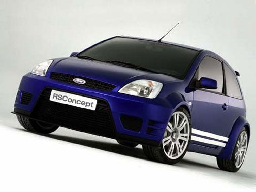 Ford Cancels Fiesta RS?
