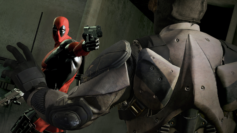 It's Not Just the Voices You Hear, Deadpool Still Looks Good
