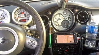 New phone mount solution for the Mini